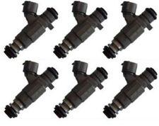 6 X JECS FUEL INJECTORS FOR 2003-2006 HOLDEN RODEO RA 6VE1 3.5L V6