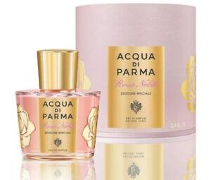 Acqua Di Parma Rosa Nobile EDP 100ml Spray - Used