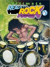 Ultimate Realistic Rock (Book & 2 CDs), New