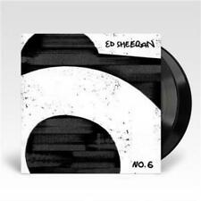 NEW - Ed Sheeran, No. 6 Collaborations Vinyl 2LP