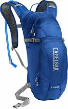 Camelbak Lobo 3L Hydration Pack Blue Crux Resevoir Cycling Outdoors Bag
