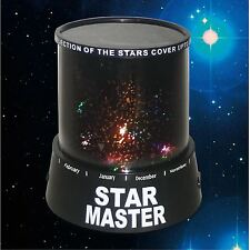 Amazing Sky Star Night Light Master Cosmos Led Projector Mood Lamp Kids New Wars