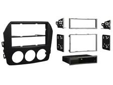 CT24MZ20 Mazda MX5 2009-2015 double and single din Car Stereo Fitting Facia