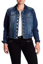 Jag Savannah Denim Jacket (Plus Size) 3067 Size 3X