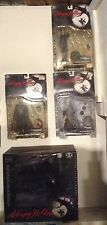 1999 McFarlane Toys Sleepy Hollow Complete Collection 3 figures + Deluxe Box Set