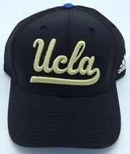 NCAA UCLA Bruins Adidas Adult Adjustable Fit Structured Curved Brim Cap Hat NEW!