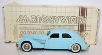 Minimarque 43 1/43 Scale US10A - 1936 Cord Westchester Model 810 Sedan - Blue