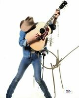 Dwight Yoakam signed 8x10 photo PSA/DNA Autographed Singer Country