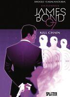 James Bond 007 Bd. 6 - Kill Chain (VZA) - Deutsch - Splitter - Comic - NEUWARE