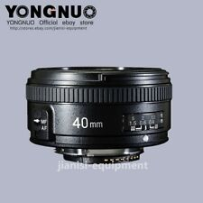 YONGNUO YN EF 40MM F/2..8 Auto & manual Focus Standard Prime Lens For Canon EOS