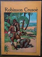 Bilderbuch. Daniel Defoe. - Robinson Crusoe. Löwensohn. 1930