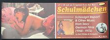 Schoolgirl Report soundtrack promo poster! Schulmädchen-Report Gert Wilden 1996