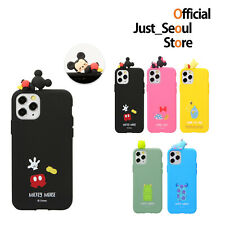 Official Disney Sleep Figure Color Jelly Phone Case Cover+Free Tracking