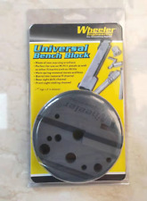 Wheeler Engineering Universal Bench Block Fine GunSmithing Supplies #672215