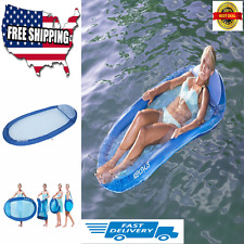 Floating Bed Hammock Rafts Water Floats For Lake Swimming Pool For Adults New