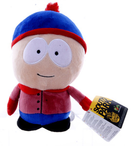 """NEW OFFICIAL 10"""" SOUTH PARK PLUSH SOFT TOYS STAN SOFT TOY"""