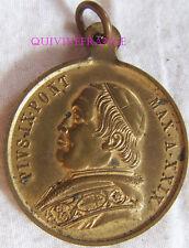 RG679 - MEDAILLE PAPE PIE IX JUBILEE DE 1875