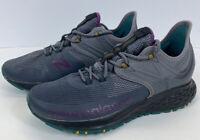 New Balance Mens 11 D Fresh Foam Roav Trail Running Shoe Grey Multi Color Nice
