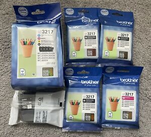 Brother LC3217 Multi Colour Genuine Ink Cartridge