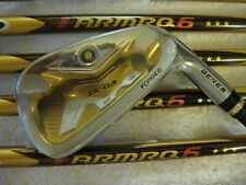 New HONMA® S-02 ARMRQ 49R-Shaft 3Star Iron set 5i-SW 7PCS