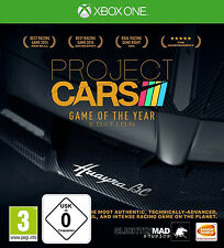 Xbox One Project CARS-Game of the Year Edition nuevo & OVP envío de paquetes