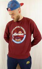 Ellesse Crew Neck Jumper Sweatshirt Medium BNWT
