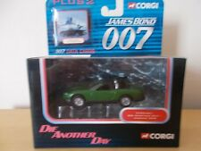 "Corgi TY95401 ""Die Another Day"" Jaguar XKR James Bond 007 - Boxed"