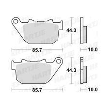 TRW Harley Davidson sintermetallic Pastillas de freno, se adapta a la parte trasera XL 04-13 XR 08 BC38296 T
