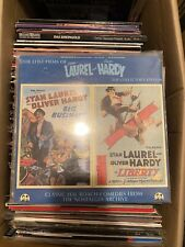 The Lost Films of Laurel and Hardy Laserdisc LD englisch