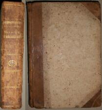 Antica 1780 Enciclopedia Dizionario scienze arti mestieri Diderot D'Alembert V35