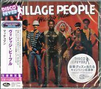 VILLAGE PEOPLE-MACHO MAN-JAPAN CD Ltd/Ed B63
