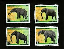 2020 NETHERLANDS LOCAL-Hilvarenbeek- PREHISTORIC Elephants-Pachyderms