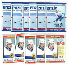 2X OWEN NOLAN 1990-91 Score Young Superstars #36 RC Rookie 2for.99 Lots Availabl