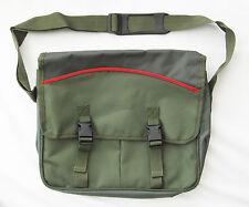 Jeu MDI style classique sac de jeu 2-tone vert avec bord rouge taille 36x32x15cm