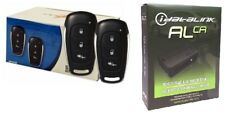 Audiovox Prestige APS25E Car Alarm Security System 2 Remotes