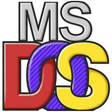 MS DOS 6.22 MS-DOS Floppy Images OEM