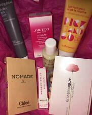 French Beauty Samples Box 9 Items Kenzo Chloe Shiseido