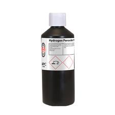 Peróxido de hidrógeno 12% de 1 litro ** mismo día del envío **