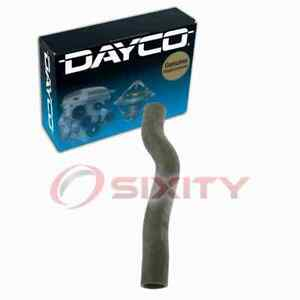 Dayco Upper Radiator Coolant Hose for 2006-2008 Infiniti M35 Belts Cooling pa