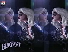 Black Cat 2 Virgin set Jeehyung Lee Marvel Felicia Hardy