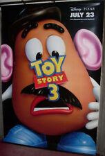 Cinema Banner: TOY STORY 3 2010 Mr Potato Head/Rickles