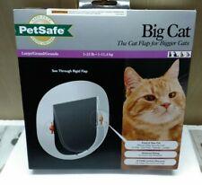 PetSafe big cat/small dog lockable in/out door installation kit,Nip