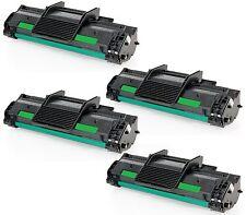 4pk ML-2010D3 Toner Cartridge for Samsung ML-2010 ML-2510 ML-2570N ML-2571N