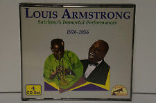 Louis Armstrong - Satchmo´s Immortal Performances 1926-1956, 4erCDBox (15)