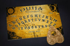 Wiccstar Wooden Ouija Board Game With Planchette and Detailed Instruction