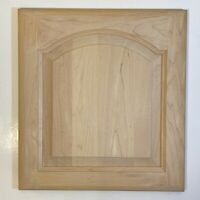 Kendor Unfinished MDF Cabinet Door Square with Raised Panel 18H x 14W
