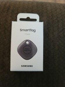 Samsung Galaxy Smart Tag Bluetooth GPS Location Tracker Black EI-T5300