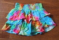NWT!  Children's Place rainbow colored ruffle skort / size 10-12 $19.95