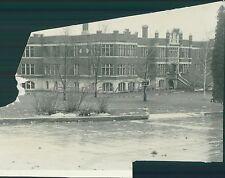 Utah State Mental Hospital Provo Utah Original News Service Photo