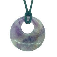 Lucky Piscis Piedra Agogo Colgante Zodiaco Astrología piedras preciosas Opalite